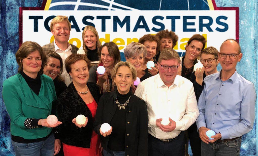 Gouden Raad Toastmasters
